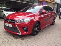 Cần bán Toyota Yaris G 1.3AT 2015, nhập Thái Lan nguyên chiếc - Xe chính chủ từ đầu, đã lên Sport siêu chất