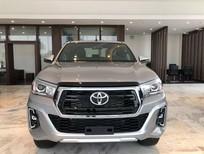 Đại lý Toyota Thái Hòa Từ Liêm, bán Toyota Hilux 2.4G 4X4 MT 6 cấp, giá tốt nhất. LH: 0964898932