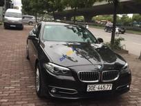 Cần bán gấp BMW 520i sản xuất năm 2015, màu nâu, nhập khẩu nguyên chiếc