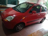 Cần bán gấp Chevrolet Spark L năm 2010, màu đỏ, giá tốt