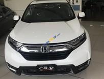 Bán ô tô Honda CR V năm 2018, màu trắng, xe nhập