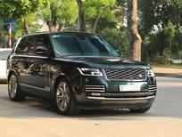 Cần bán LandRover Range Rover Supercharged HSE 3.0 2013, màu xanh, đk 2015 biển VIP