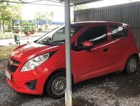 Bán xe Chevrolet Spark Van số tự động 2017, màu đỏ, xe nhập, giá chỉ 187 triệu