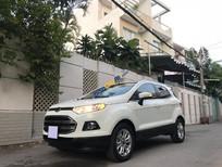 Cần bán Ford EcoSport Titanium 1.5 AT sản xuất 2015, màu trắng, giá 497tr