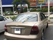 Xe Daewoo Nubira sản xuất năm 2001, màu vàng, xe nhập xe gia đình giá cạnh tranh