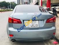 Cần bán Lexus IS 2.5 AT sản xuất 2005, màu xanh lam, nhập khẩu như mới, giá chỉ 630 triệu