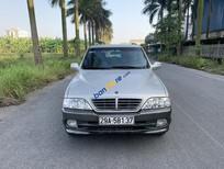 Cần bán gấp Ssangyong Musso sản xuất 2007, màu bạc