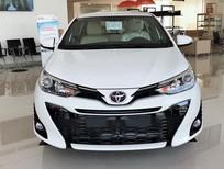 Bán trả góp Toyota Vios MT 2018, màu trắng, 5 tr/ tháng, bao hồ sơ khó