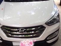 Lên đời bán xe Santafe 2012, số tự động, máy dầu nhập khẩu Korea