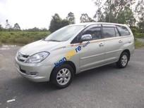 Cần bán gấp Toyota Innova 2.0G sản xuất năm 2008, màu bạc chính chủ
