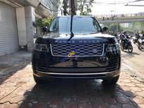 Bán ô tô LandRover Range Rover HSE 3.0 sản xuất 2018, màu đen, nhập khẩu nguyên chiếc