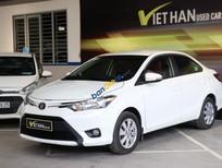 Bán Toyota Vios 1.5MT năm sản xuất 2018, màu trắng