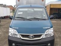Bán Towner tải trọng 900kg, máy lạnh cabin, vận hành êm ái, hỗ trợ trả góp 90% giá xe, lh 0938905811