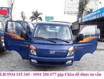 Bán xe tải Hyundai New Porter HD150 thùng kín+ bán trả góp