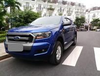 Bán xe Ford Ranger 2016 số sàn, màu xanh đẹp long lanh nhé