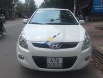 Cần bán Hyundai i20 1.4AT năm sản xuất 2010, màu trắng, nhập khẩu nguyên chiếc
