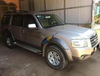 Cần bán Ford Everest năm 2008, màu bạc, nhập khẩu giá cạnh tranh