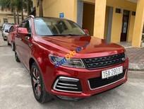 Bán xe Zotye T600 năm sản xuất 2016, màu đỏ, nhập khẩu nguyên chiếc như mới, 540tr