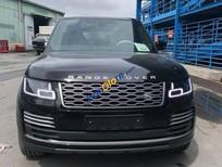 Bán LandRover Range Rover Autobiography LWB 5.0 năm sản xuất 2018, màu đen, nhập khẩu nguyên chiếc