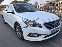 Bán xe Hyundai Sonata 2.0AT sản xuất 2014, màu trắng, nhập khẩu Hàn Quốc