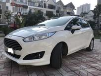 Bán Ford Fiesta 1.0 Ecoboost sản xuất 2014, màu trắng, nhập khẩu nguyên chiếc số tự động