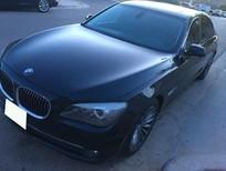 Lên đời cần bán rẻ xe BMW 750li nhập Mỹ, đời 2011 màu đen nhám