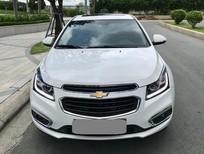 Bán Chevrolet Cruze LTZ 2016 màu trắng xe đẹp như mới. Xe gia đình