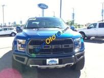 Cần bán Ford F 150 Raptor năm sản xuất 2018, màu xanh lam, xe nhập