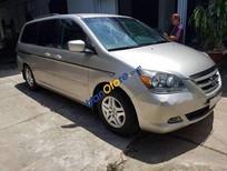 Cần bán gấp Honda Odyssey năm sản xuất 2007, màu bạc, xe nhập xe gia đình