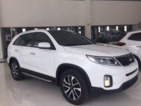 Bán ô tô Kia Sorento GAT sản xuất năm 2018, màu kem (be), giá chỉ 799 triệu