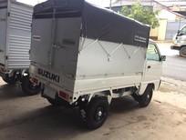 Bán Suzuki Super Truck năm 2018, hỗ trợ trả góp, khuyến mại 10tr tiền mặt, giao xe tận nơi
