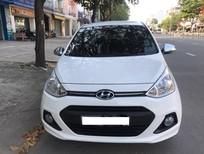Cần bán lại xe Hyundai Grand i10 1.2L năm 2016, màu trắng, nhập khẩu