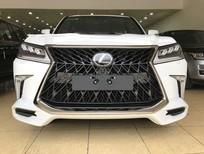 Bán Lexus LX570 Super Sport S 2019, màu trắng, nhập khẩu