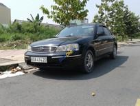 Cần bán lại xe Ford Laser 1.6 GLi sản xuất năm 2005, màu đen còn mới