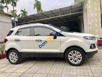 Bán Ford EcoSport 1.5  AT Titanium sản xuất 2016, màu trắng, giá 545tr