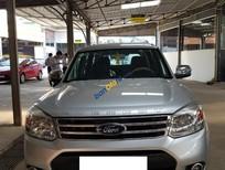 Bán ô tô Ford Everest Limited sản xuất 2014, màu bạc