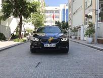 Cần bán lại xe BMW 5 Series 520i sản xuất năm 2015, màu đen, nhập khẩu