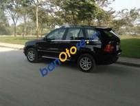 Chính chủ bán BMW X5 sản xuất 2006, màu đen, mọi chức năng tốt