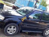 Cần bán gấp Ford Escape năm 2003, màu đen, xe cũ