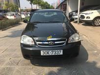 Bán Daewoo Lacetti EX 1.6 MT 2008, màu đen giá tốt