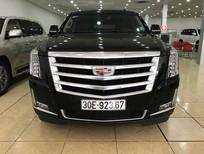 Cần bán xe Cadillac Escalade ESV Premium 2015, màu đen, nhập khẩu, đăng ký 2017