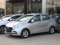 Bán xe hơi Hyundai Grand i10 2020, màu bạc, giá chỉ 325 triệu