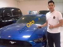 Cần bán xe Ford Mustang 2.3 AT năm sản xuất 2018, màu xanh lam, xe nhập