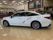 Bán xe Toyota Avalon Limited sản xuất năm 2018, màu trắng, xe nhập Mỹ