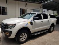 Bán ô tô Ford Ranger Base 2.2 MT 4x4 sản xuất 2014, màu trắng