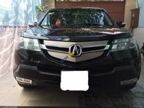 Cần bán lại xe Acura MDX sản xuất 2008, màu đen, nhập khẩu nguyên chiếc