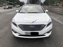 Cần bán Hyundai Sonata 2.0 sản xuất năm 2014, màu trắng, nhập khẩu giá cạnh tranh