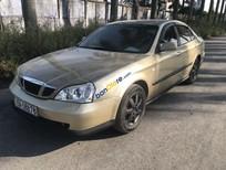 Cần bán lại xe Daewoo Magnus sản xuất 2004, màu vàng, giá tốt