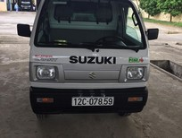 Bán xe Suzuki Truck sản xuất 2018, khuyến mại 10tr tiền mặt, hỗ trợ trả góp, đăng ký đăng kiểm