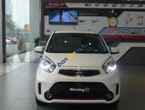 Cần bán xe Kia Morning SiAT năm 2018, màu trắng